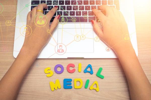 enterprise cyber security risk & social media valu